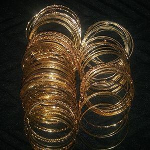 Jewelry - 100+ Gold Fashion Bracelets